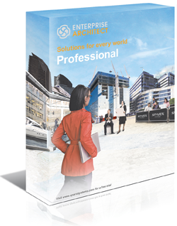 Enterprise Architect Professional Box