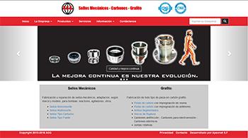 Detalle de www.acgrafito.com.ar/