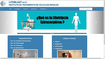 Detalle de www.litoblast.com.ar/