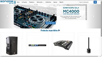 Detalle de sonidos.com.ar/
